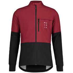 Maloja KangparM. Nordic Jacket Men, moonless multi